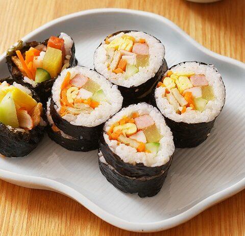 Les recettes de Mikou : kimbap - %idee recette%