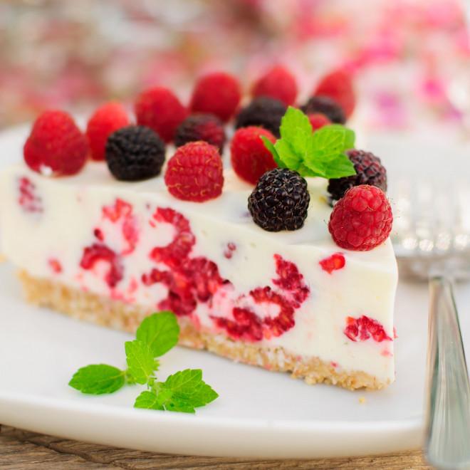 recette cheesecake aux framboises sans cuisson