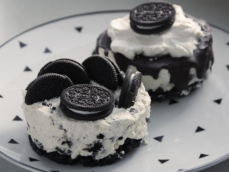 Recette de cheesecake d'Oreo sans cuisson - %idee recette%