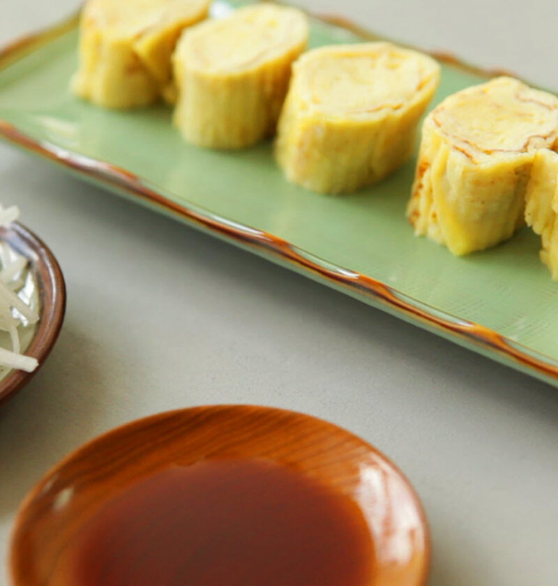 Tamagoyaki Japanese Omelette - %idee recette%