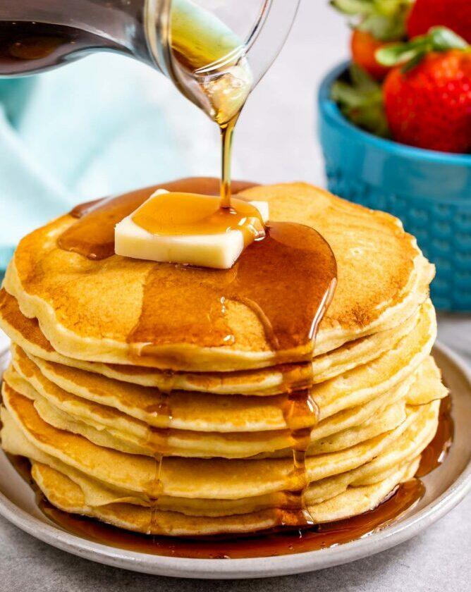 Pancakes - %idee recette%